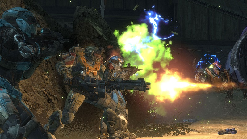 Halo The Master Chief Collection On Pc Is Not An Epic Store