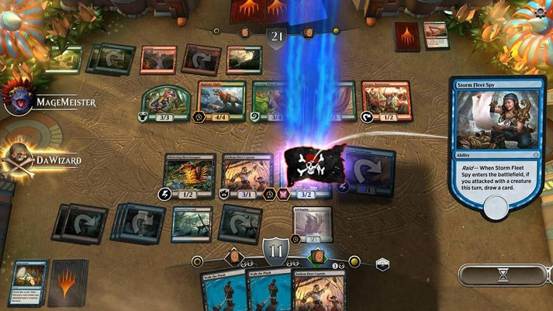 Magic: The Gathering is Turing complete - Quarter to Three