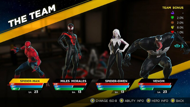 Marvel Ultimate Alliance 3 Isn T As Good As It Should Be But It S Just What I Wanted Quarter To Three The black order on the nintendo switch, a gamefaqs message board topic titled captain marvel's slutty, impractical has anyone noticed if her flared hair is longer at all with the new costume, or is it the same exact model regardless? marvel ultimate alliance 3 isn t as