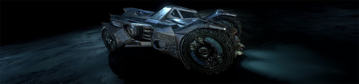 In defense of the Batmobile