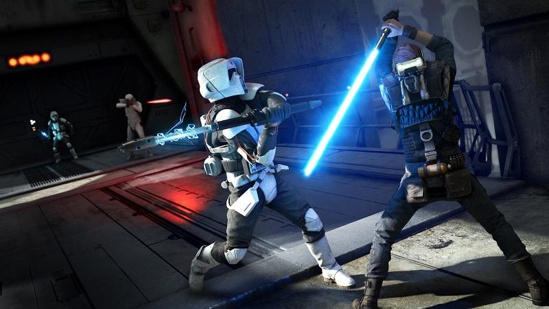 Star Wars Jedi: Fallen Order almost had no Jedi