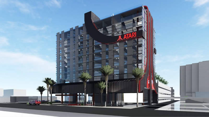 It will be game over before you stay in an Atari hotel