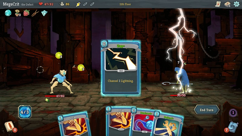 Maybe it's time to return to Slay the Spire?