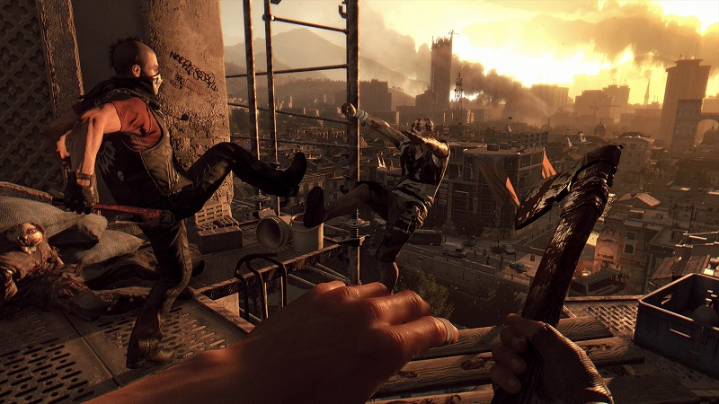 Dying Light has a baby-safe mode for all you babies