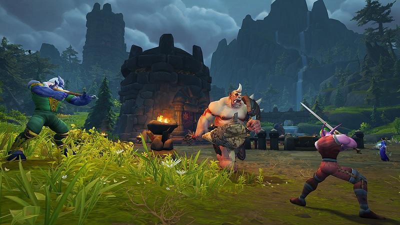 Blizzard finally noticed how much World of Warcraft's beginning sucks