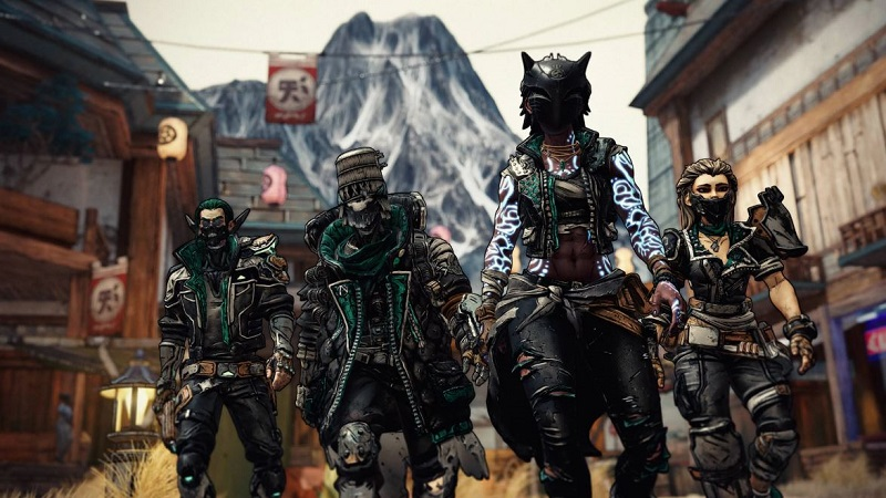 Make others pay the Bounty of Blood in Borderlands 3