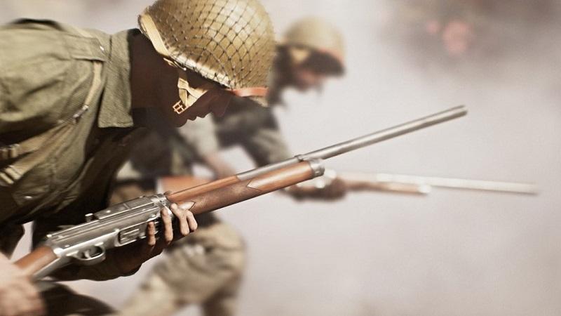 It's shrug-day for Battlefield V's world war