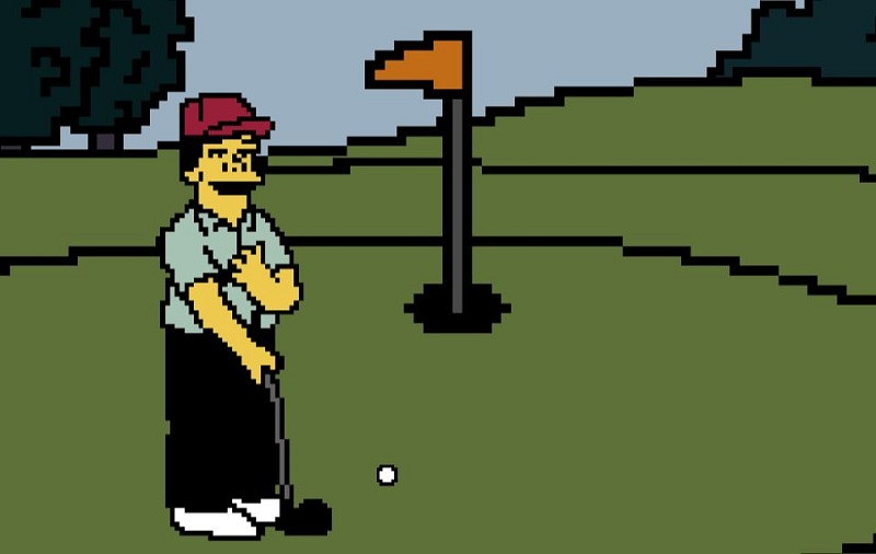 Hopefully, it won't take 25 years to get Lee Carvallo's Putting Challenge 2