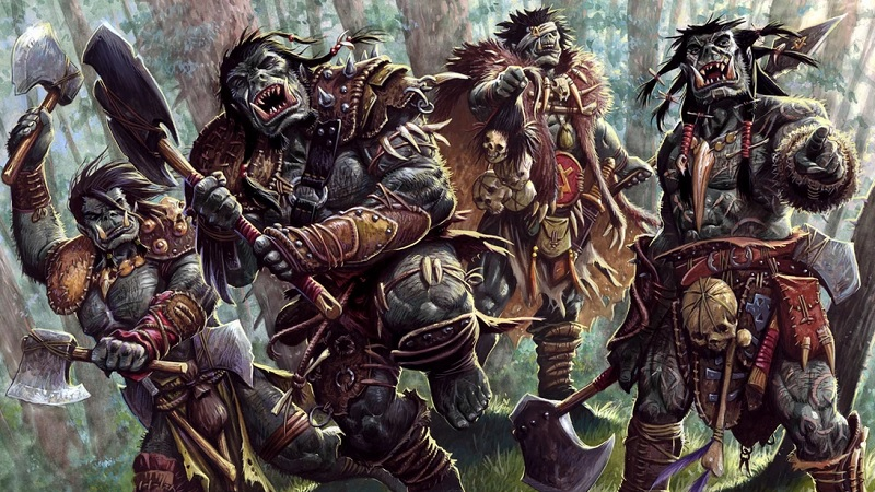 Throw aside your prejudices against orcs and dark elves in  Dungeons & Dragons