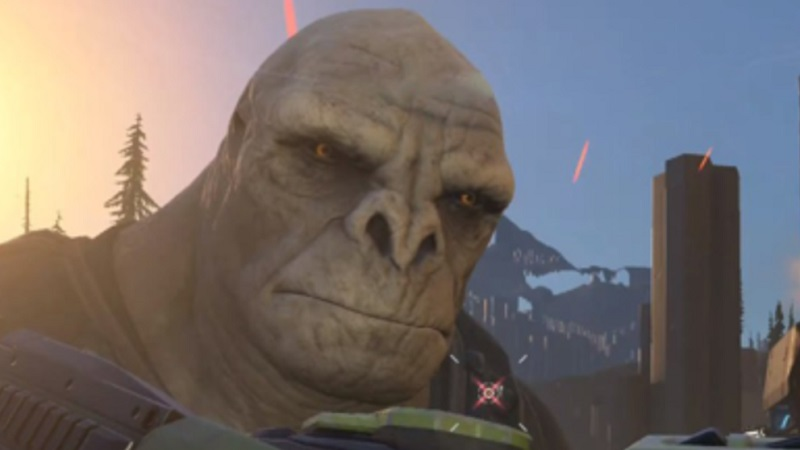 Forget Master Chief. Craig is the biggest star of Halo Infinite so far.