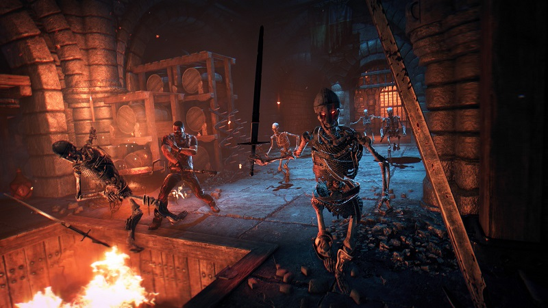 Even as a  DLC, Hellraid is missing another release date