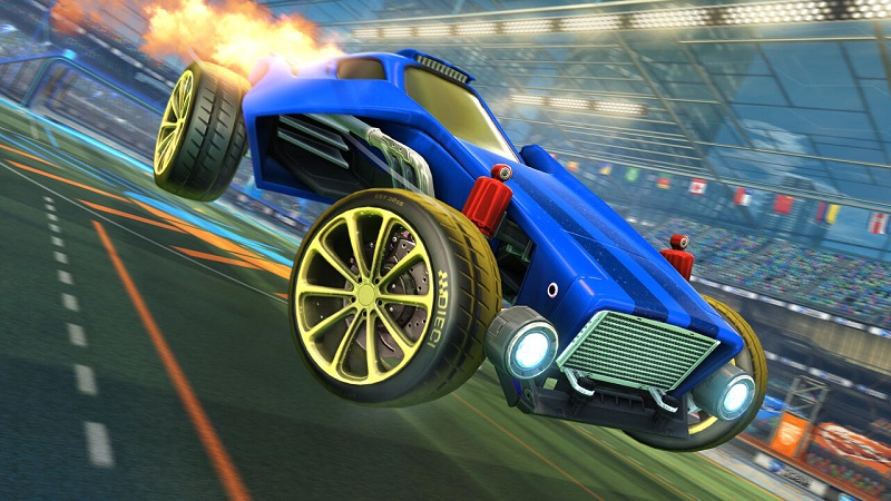 There's about to be a lot of fresh meat in Rocket League