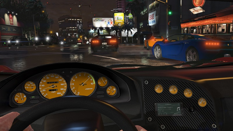 The radio stations you enjoy in Grand Theft Auto almost didn't happen