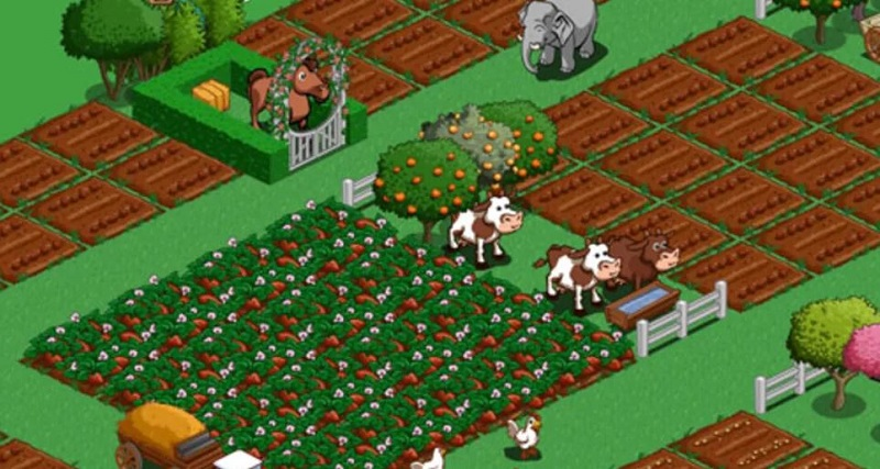 FarmVille buys the farm