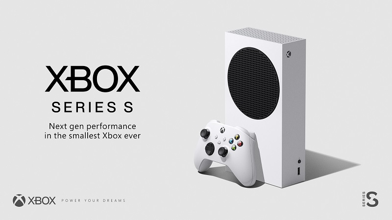 It may be the smallest Xbox ever, but it's still not cute