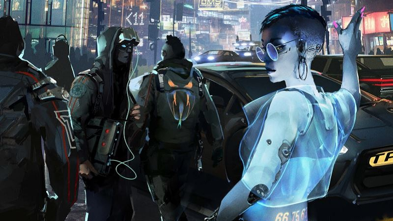 The other Cyberpunk game is launching in November too