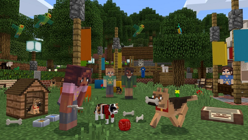 You'll need a Microsoft account to play Minecraft's Java version next year