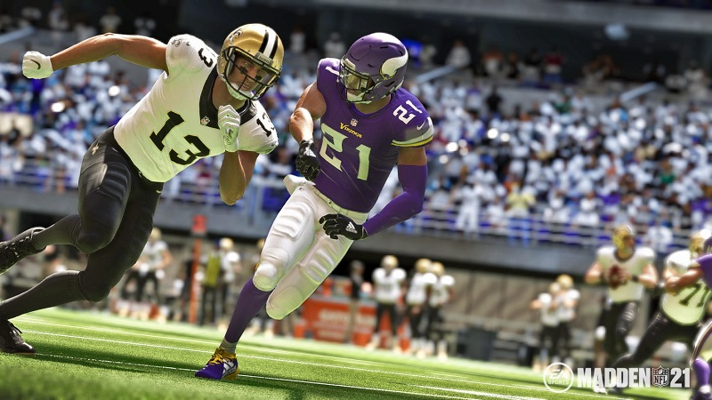 The Pro Bowl will be a Madden NFL 21 event
